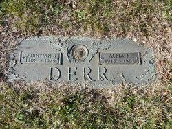 Alma Mary <I>Kiler</I> Derr