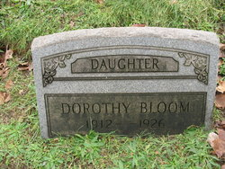 Dorothy Bloom