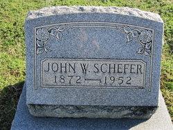 John W Schefer