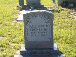 Ollie Buster Tucker, Sr