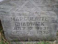 Marguerite Chadwick