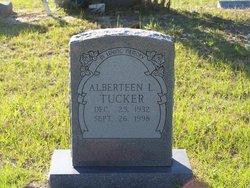 Alberteen L. Tucker