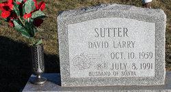 David Larry Sutter