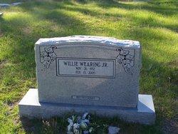 Willie Wearing, Jr