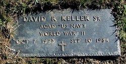 David Robert Keller, Sr