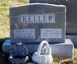 Emily Loretta <I>Shaffer</I> Keller