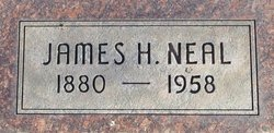 James H Neal