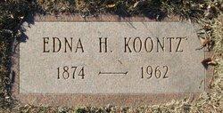 Edna Harrington <I>Crawford</I> Koontz