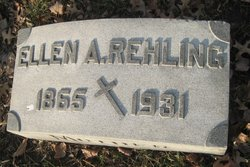 Ellen A <I>Moley</I> Rehling