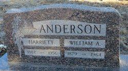 Harriett Anderson