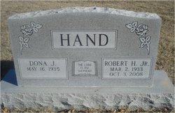 Robert H Hand, Jr