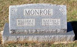 Martha Lee <I>Tavener</I> Monroe