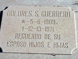 Dolores S Guerrero