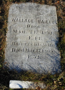 Wallace Bailey