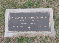 William B Schoolfield