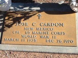 Jose Candelario Cardon