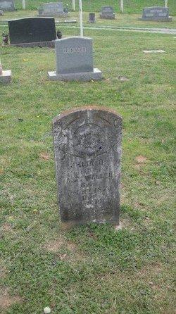 Julia A. <I>Davis</I> Waller