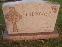 Clemens J. Federowicz