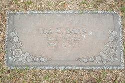 Ida Coleman Barr