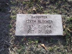 Edith Blocker