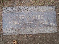 Roy E King