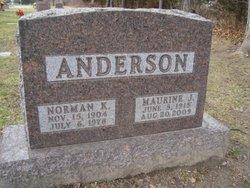 Norman K Anderson