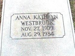 Anna Kathryn Westbrook