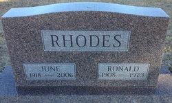 June Rhodes