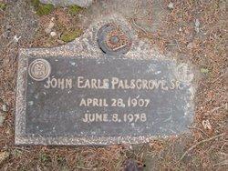 John Earle Palsgrove, Sr