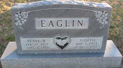 Pearl B Eaglin