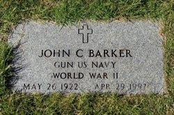 John C Barker