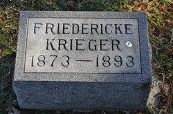Friedericke Krieger