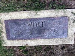 Florence J Wolf