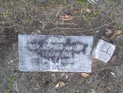 Rev Alfred Glenn Thompson