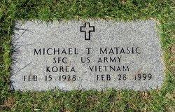 Michael T Matasic