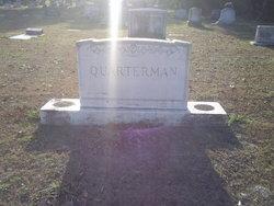 Nellie Gertrude <I>Crockett</I> Quarterman