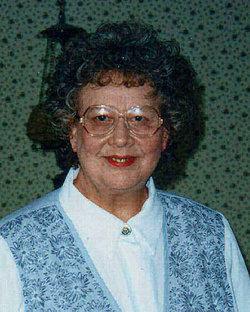 Shirley Lu Rae <I>Rudd</I> Wikstrom