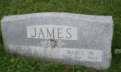 Mabel M. James