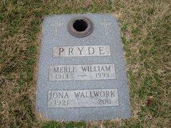 Merle William Pryde