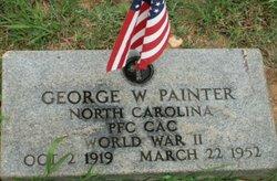 PFC George Washington Painter