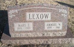 Mary I Lexow
