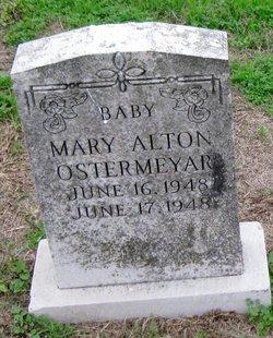 Mary Alton Ostermeyar