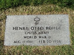 Henry Otto Rohde