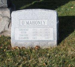 Elizabeth O'Mahoney