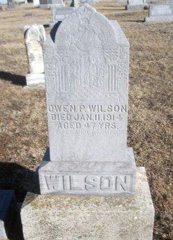 Owen P Wilson