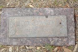 Lydia Johnson
