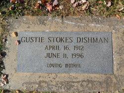 """Augustus """"Gustie"""" <I>Stokes</I> Dishman"""