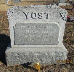 William J Yost