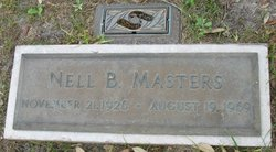 Nell B Masters