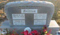 Kristina C Britton